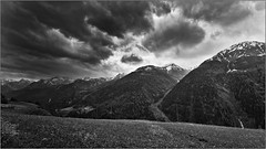 Engadin  View from Guarda (johnr71) Tags: summer mountains alps rain clouds canon switzerland inn valley 5d regen engadin guarda graubnden