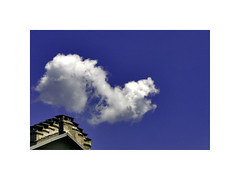 Chimney and Cloud (Sergio Marletti) Tags: chimney sky cloud cielo nuovola