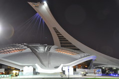 Stade Olympique de Montral (abdallahh) Tags: canada night montral stadium qubec olympic nuit stade olympique