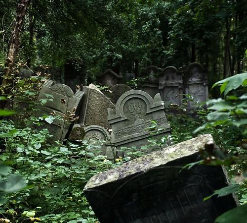 Jewish cemetery in Szydlowiec