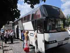 """Автобус на Залізний Порт-Лазурне • <a style=""""font-size:0.8em;"""" href=""""http://www.flickr.com/photos/78450458@N02/9405862483/"""" target=""""_blank"""">View on Flickr</a>"""