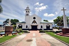 la paz church tarlac (explore) (DOLCEVITALUX) Tags: church churches lapaz tarlac nuestrasenoradelapaz