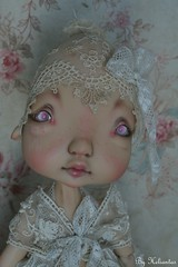 AntiK FabriKs by Heliantas:OOAK custom doll commission for Bego (heliantas) Tags: tattoo outfit doll handmade ooak makeup bjd kane humpty dumpty blush custom nefer