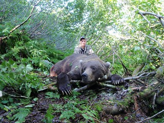 Alaska Moose and Bear Hunt - Dillingham 35