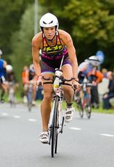 Challenge Almere  - Hillary Biscay (www.hamperium.com) Tags: sports amsterdam bike swimming swim cycling running run triathlon challenge almere hillarybiscay challengealmere challengeamsterdamalmere