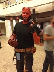 Hellboy (marakma) Tags: cosplay hellboy dragoncon dragoncon2013