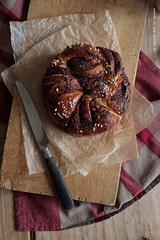brioche018 (la cerise sur le gteau) Tags: food cooking coffee breakfast bread photography baking chocolate tasty delicious patisserie pastry brunch swirl nutella brioche kringle