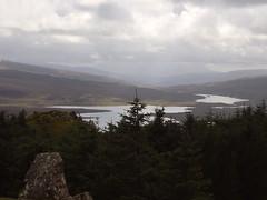 Loch Garry, Lago Garry, Highlands, Escocia (Nuria_PC) Tags: sky cloud clouds scotland highlands cielo nubes nube naturallandscape physicalgeography paisajenatural geografafsica