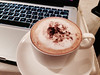 (Njoud Habardi) Tags: coffee cappuccino
