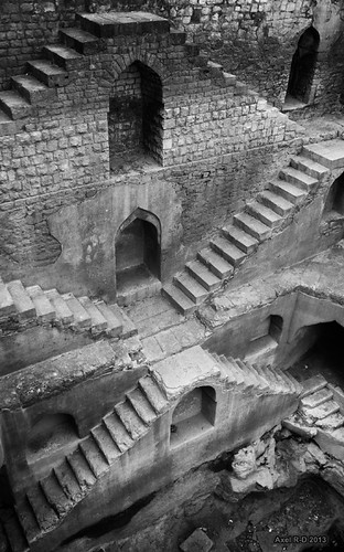Step-well - Mandu (MP)