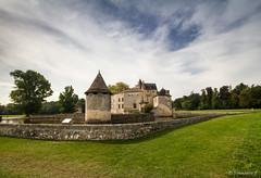 Le château de La Brède2 (bonacherajf) Tags: chateau bordelais labrède