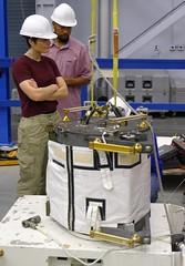 EVA High-Fidelity Hardware Class (AstroSamantha) Tags: eva jsc