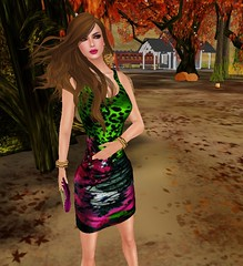 Liv Glam, Deals of the Week: 60L Weekend, LG, Walk on By Dress HUD 2 (Hidden Gems in Second Life (Interior Designer)) Tags: new weekend specials 60l releases livglam fifriday