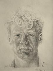 Portret Roelof (mark.algra) Tags: portret papier potlood getekend