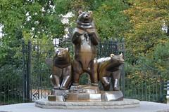 Central Park - New York (Mauro JR Silva) Tags: park new york usa central