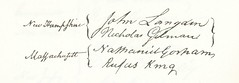 Image taken from page 673 of 'The Papers of J. Madison, ... being his Correspondence and ... his Reports of Debates. ... Published from the original manuscripts ... by ... H. D. Gilpin' (The British Library) Tags: bldigital date1841 pubplacenewyork publicdomain sysnum002336761 madisonjames medium vol03 page673 mechanicalcurator imagesfrombook002336761 imagesfromvolume00233676103 handwriting manuscript rotated sherlocknet:tag=william sherlocknet:tag=penn sherlocknet:tag=hopkins sherlocknet:tag=conn sherlocknet:tag=delegate sherlocknet:tag=article sherlocknet:tag=connecticut sherlocknet:tag=virginia sherlocknet:tag=middleton sherlocknet:tag=john sherlocknet:tag=june sherlocknet:tag=edward sherlocknet:tag=die sherlocknet:tag=situate sherlocknet:tag=july sherlocknet:tag=april sherlocknet:tag=refer sherlocknet:tag=castle sherlocknet:tag=hampshire sherlocknet:tag=aug sherlocknet:category=text