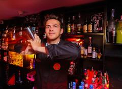 Barkeeper Apotheke Bar im Call me Drella
