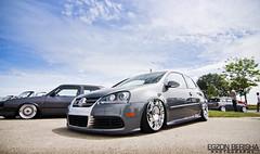 VW Days 2013 (EgzonBerisha) Tags: golf volkswagen low mk2 gti mazda audi miata rs mx5 slammed stance mk5 stanced