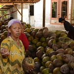 Husking Coconuts, near Pangandaran [DSC_8172] thumbnail