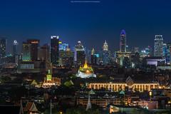 Bangkok_The Golden Mount : ภูเขาทอง