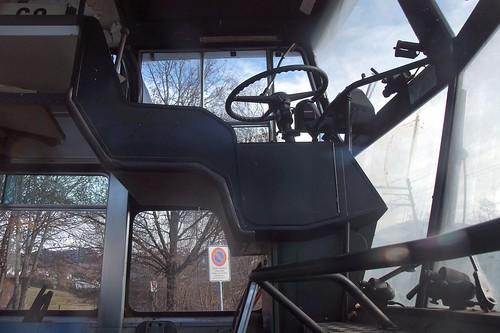 VBZ Hochlenkerbus «Giraff»