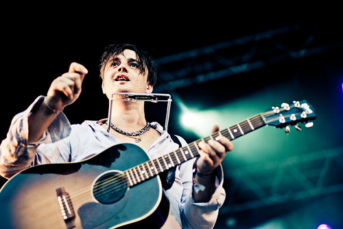 Peter Doherty Live Concert @ Ronquieres Festival-9901