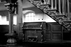 Werburgh Street Church 8 (Dave Road Records) Tags: ireland blackandwhite church irishchurch dublinchurch werburghstreet