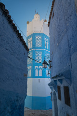 Minaret (Brian Hammonds) Tags: africa street camera city trip travel blue houses shadow portrait people mountain holiday mountains color detail history tourism nature beautiful beauty architecture contrast trekking outdoors photography photo nikon photographer natural bright image hiking african exploring sightseeing picture culture places tourist historic full adventure explore morocco photographs photograph journey frame chaouen sight traveling foreign dslr capture fx discovery chefchaouen touring moroccan d800 traveler lightroom travelphotography
