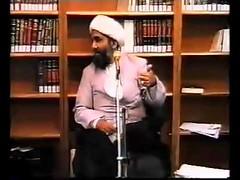 Sheikh teaching in Qum