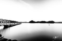 Wetland Putrajaya (Shivany28) Tags: lake nature water canon landscape eos blackwhite malaysia putrajaya wetland sigma1020mm 60d canoneos60d shivany28