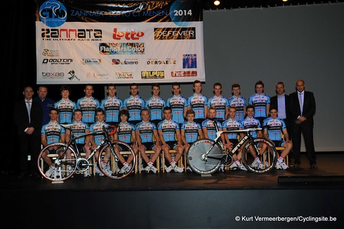 Zannata Lotto Cycling Team Menen (9)