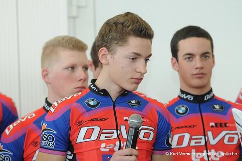 Ploegvoorstelling Davo Cycling Team (169)