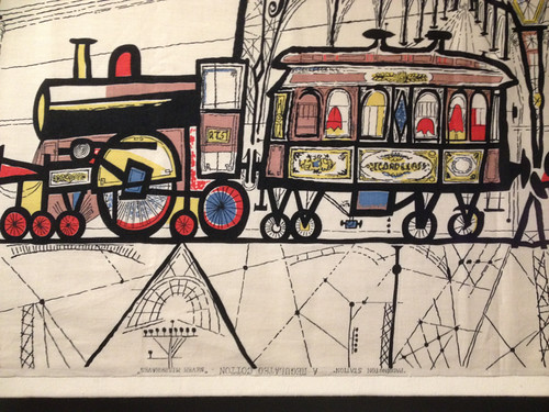 'Paddington Station'