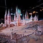 1:24 Scale Model of Hogwarts School of Witchcraft & Wizardry