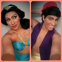 Disney Before and After (M2F Transformations) Tags: transformation makeover beforeandafter crossplay mantowoman hetoshe