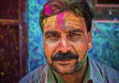 MIA_0290 (yaman ibrahim) Tags: woman india man birds festival sunrise colours indian pot pottery pushkar camels jaipur barsana rajashtan festivalofcolours sunsetindia holifest holitime