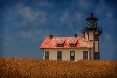 Point Cabrillo Lighthouse (Jackpicks) Tags: california coastal northerncaliforniacoast pointcabrillolighthouse pointcabrillo abigfave