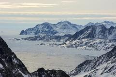 Greenland landscape (sylweczka) Tags: sea snow ski mountains expedition landscape island glacier greenland touring skitour sylweczka apusiaajik