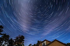 Star Trails February 1st (nicklucas2) Tags: stars startrails