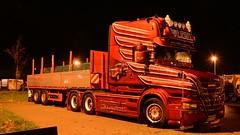 A - Vögel Scania TL Hauber (BonsaiTruck) Tags: tl camion trucks torpedo vögel airbrush scania lorries lkw hauber