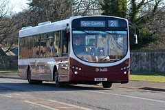 186 (Callum's Buses & Stuff) Tags: bus buses volvo edinburgh lothian eclips madder lothianbuses edinburghbus lothianbus b7rle madderandwhite madderwhite busesedinburgh sn13bfl buseslothianbuses
