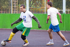 *** (Artur (RUS) Potosi) Tags: man guy sport football outdoor soccer 2010 footballer