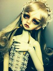 Victoria (Opalyne) Tags: bjd dollfie dim dollinmind bellosse