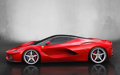 Red Ferrari 1280x800 (carsbackground) Tags: red ferrari 1280x800