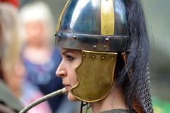 Amazone (maxguitare1) Tags: woman france donna mujer nikon femme warrior gard guerriero guerrero guerrire nikond7000