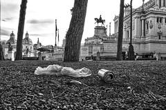 Altare della patria per CleanRome (luporosso) Tags: city italy rome roma neglect garbage italia dirt da macchina abandonment eternal scrivere vittoriano altaredellapatria macchinadascrivere abbandono immondizia carelessness sporcizia incuria citteterna incivilt trascuratezza cleanrome inciviliti