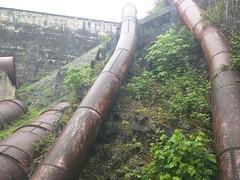 Penstocks (Alex-Boy) Tags: canada dam columbia british hydroelectric bchydro hydroelectricity