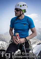 FG20150704_0037_BergwachtAusflugZillertal-90 (franz.guentner) Tags: schnee tirol sterreich sommer landschaft zillertal sonnenschein bergsteigen plauenerhtte aufdembild