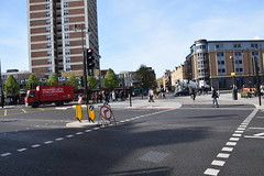 DSC_4414 Great Eastern Street Confusing New Cycle Superhighway Crossing (photographer695) Tags: street new crossing great cycle eastern superhighway confusing
