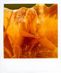 Deep Summer (Joe Ascioti) Tags: portrait film beautiful polaroid photography model photoshoot